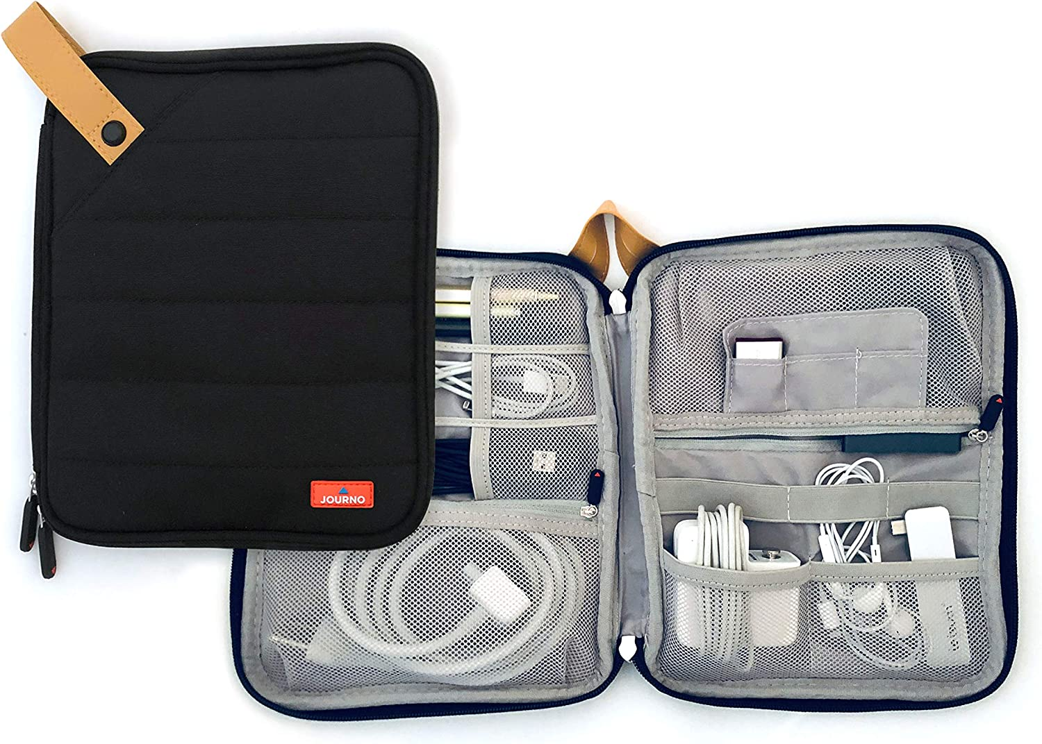 The Travel Cord Case Organizer travel product recommended by Dane Homenick on Lifney.