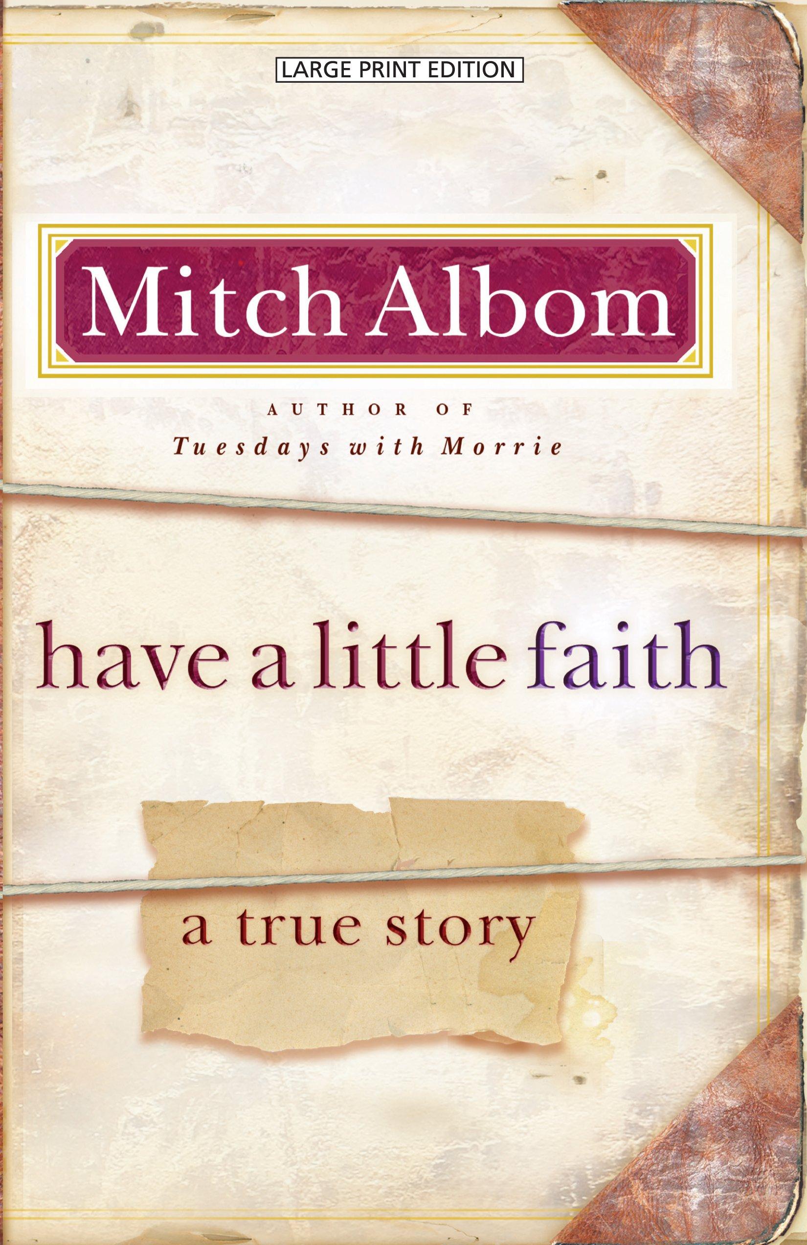 Have A Little Faith ebook