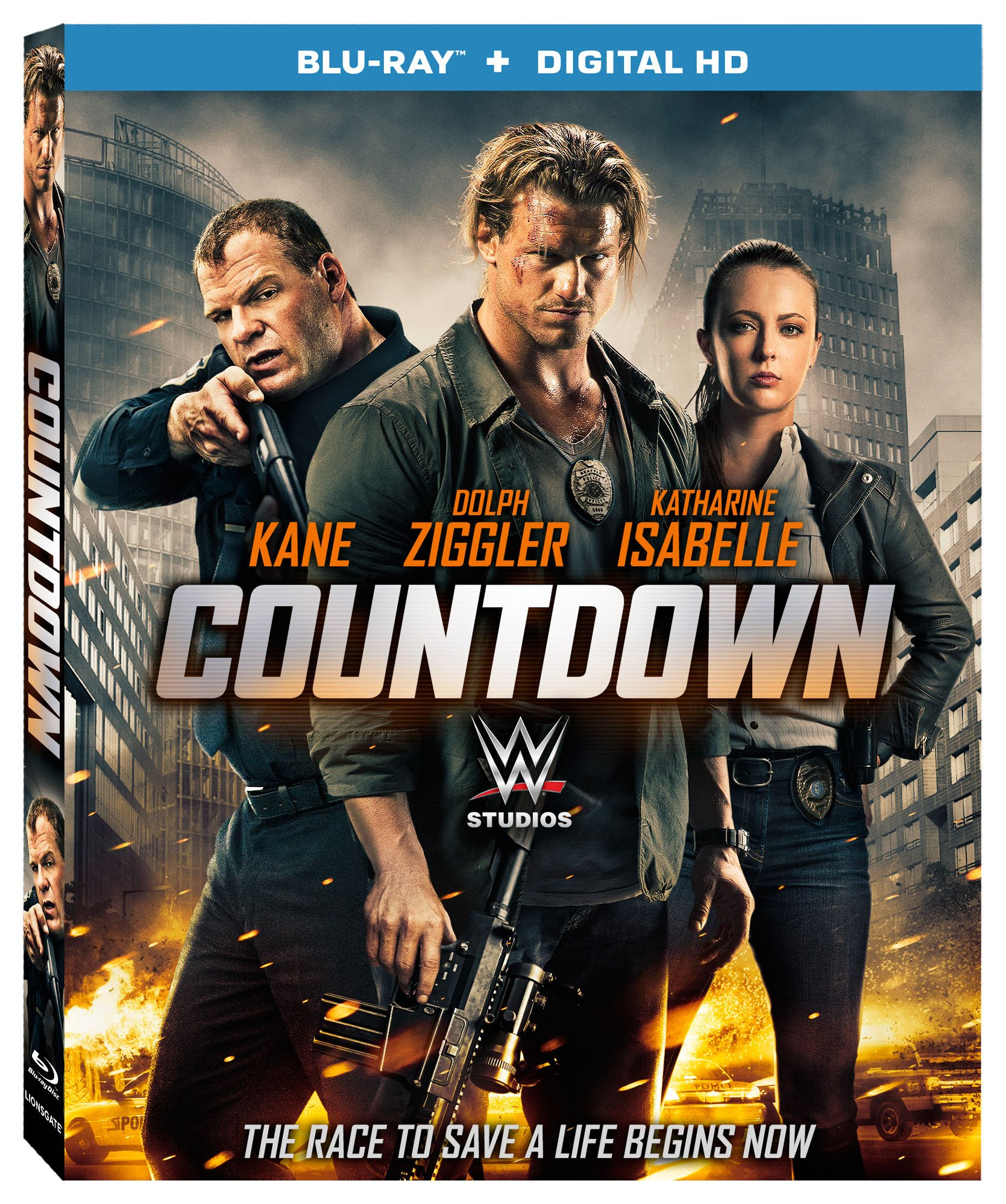 Blu-ray : Countdown (Digital Theater System, AC-3, , Widescreen)