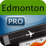 Edmonton Airport +Flight Tracker