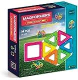 Magformers Creator Neon Color Set (14-pieces)
