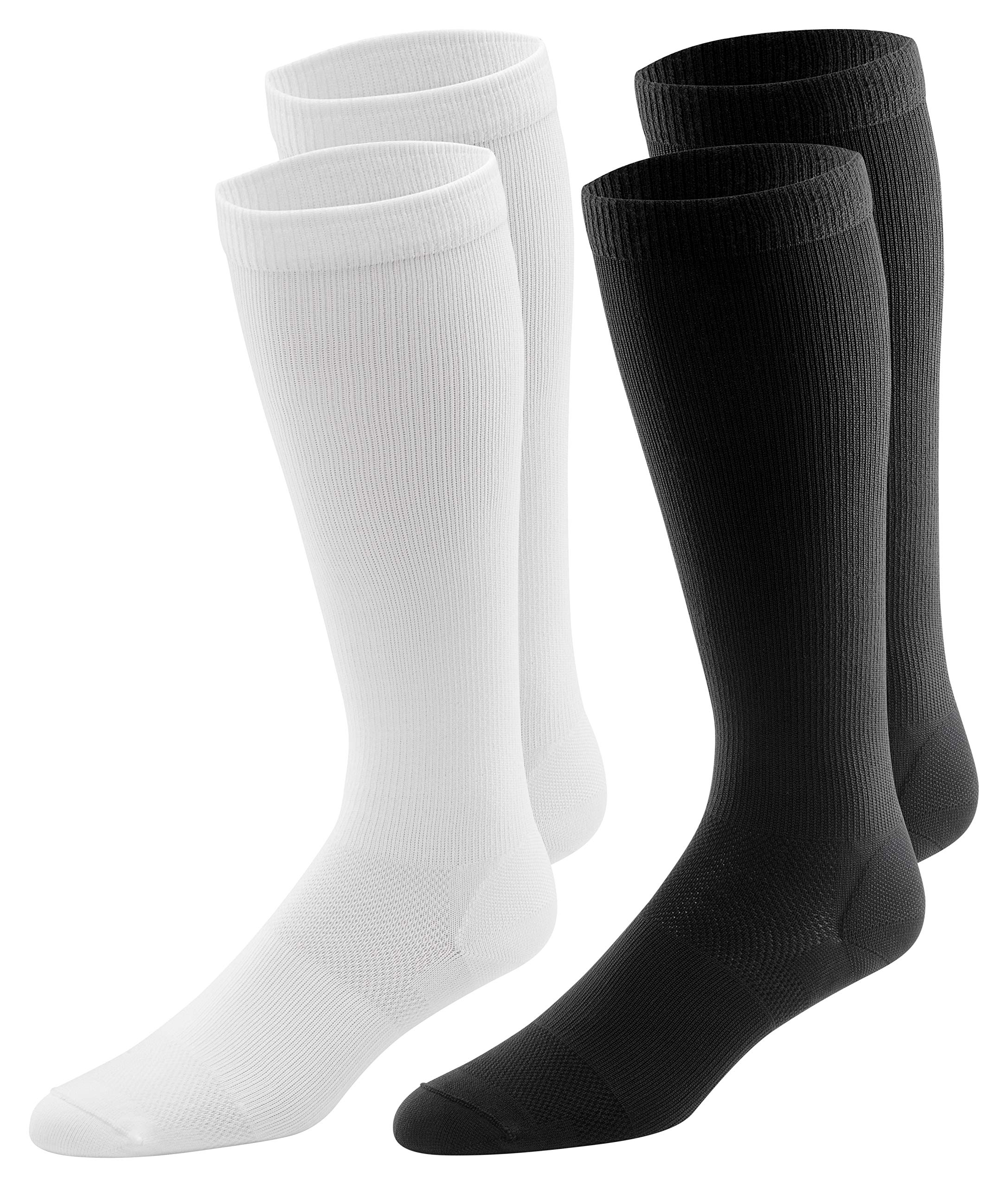 2 Pack Fox River Diabetic Fatigue Fighter Adult Ultra-lightweight Over-the-calf Socks