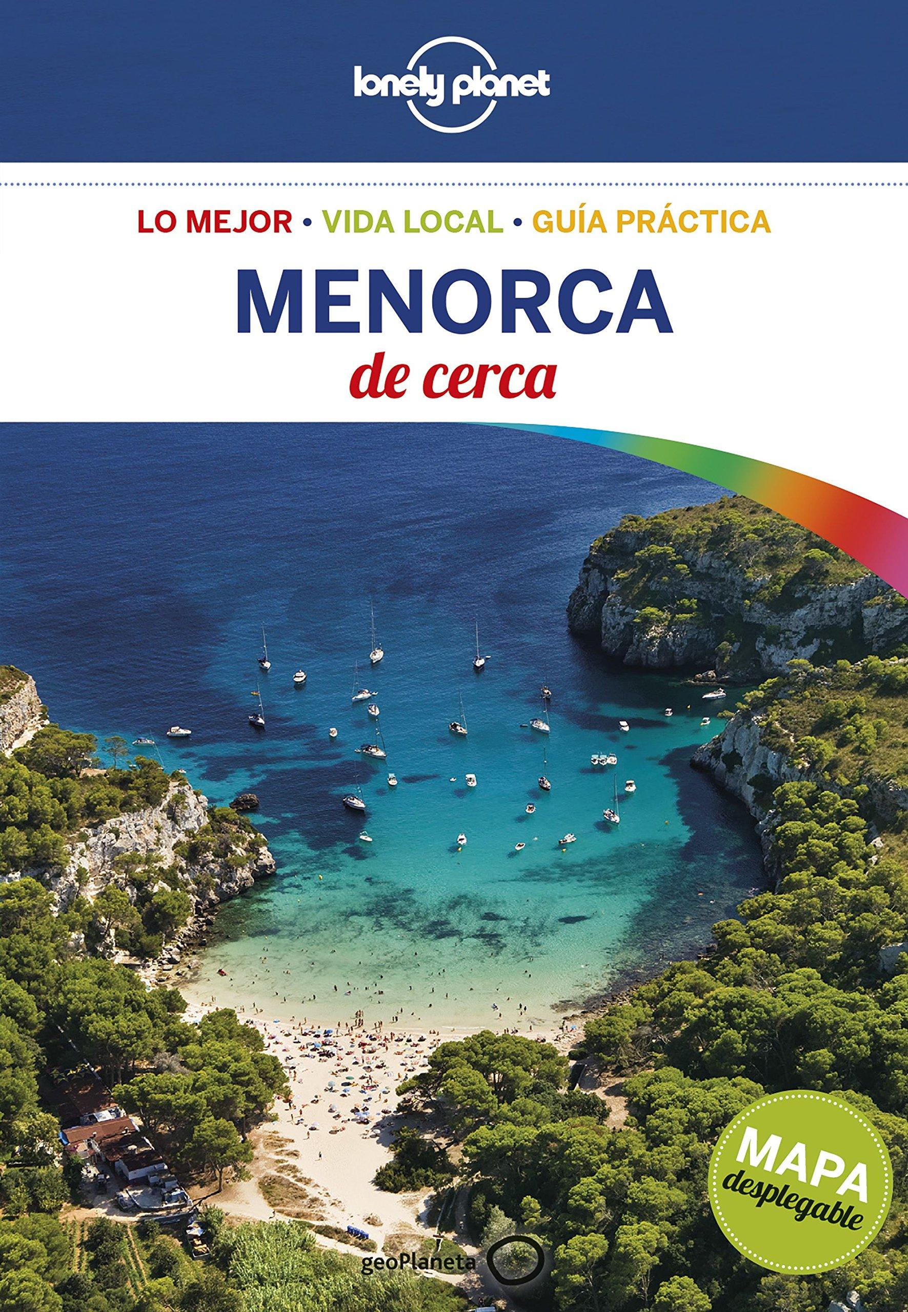 Menorca de cerca 1 (Guías De cerca Lonely Planet): Amazon.es: Ollé, Albert, Monner, Jordi: Libros