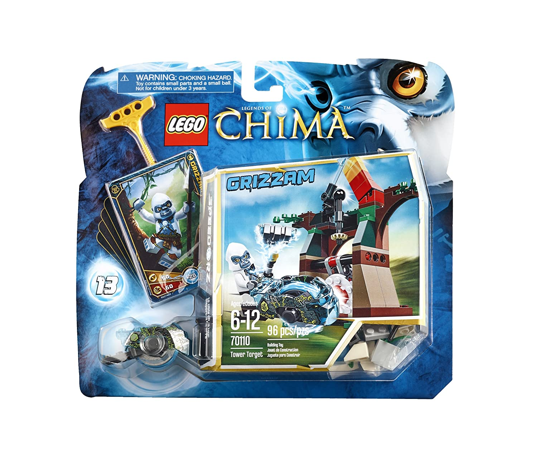 Lego Chima Bundle LEGO Bau- & Konstruktionsspielzeug Sets 70107 & 70100 complete with instructions. LEGO Baukästen & Sets