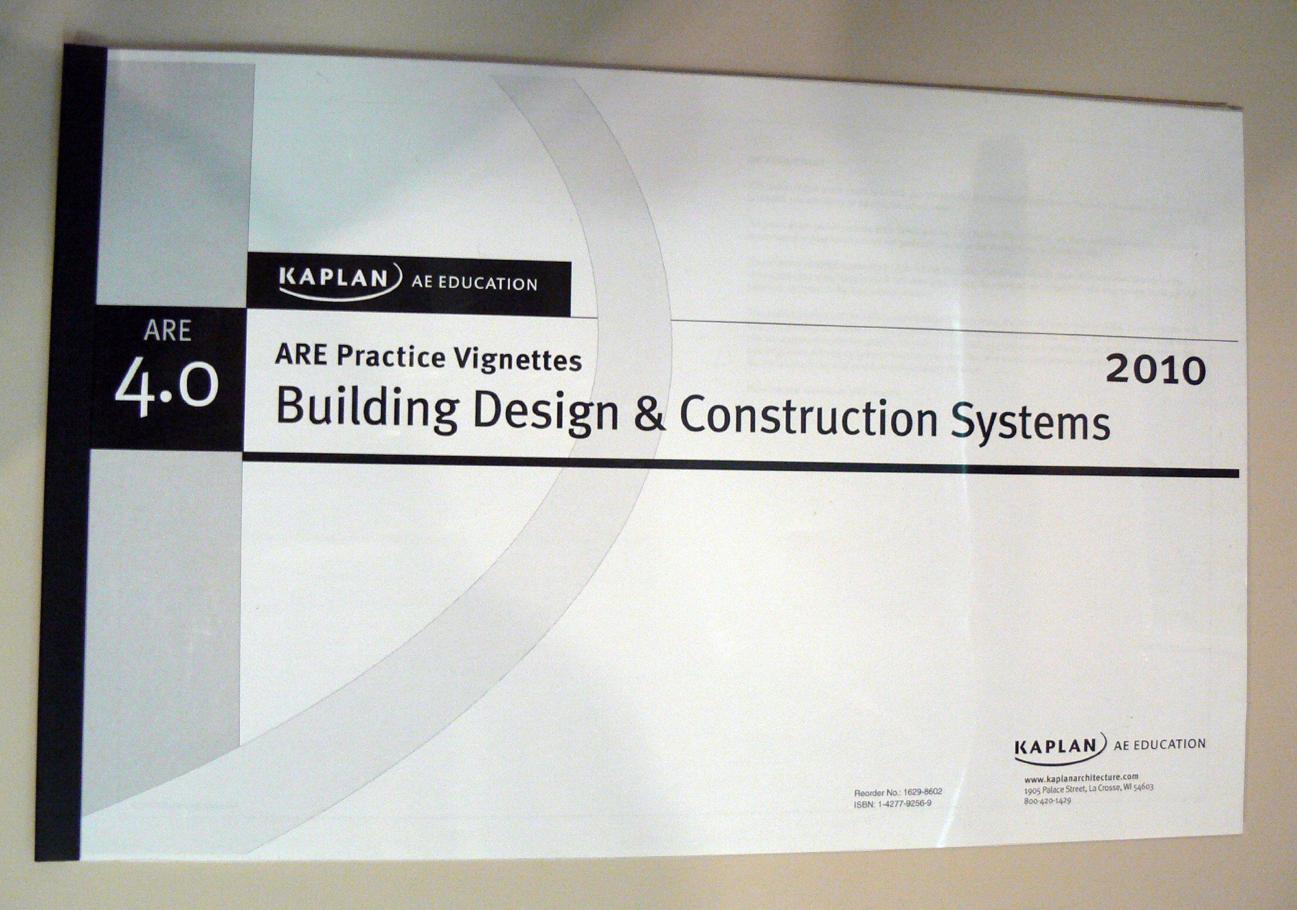 Kaplan Ae Education Are 40 Building Design Construction