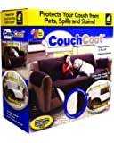 Couch Coat by BulbHead Reversible Protective Sofa Cover (1 Pack)