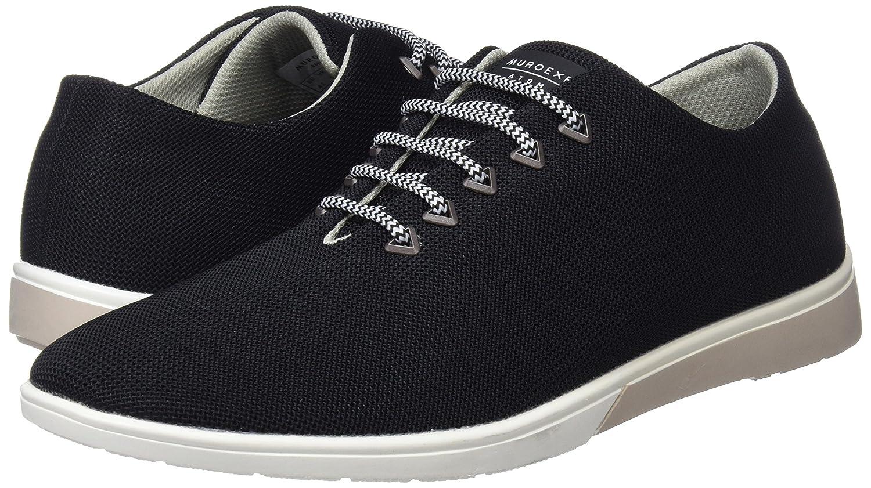 Muroexe Atom Oasis Black, Zapatillas para Hombre, Negro 0, 46 EU: Amazon.es: Zapatos y complementos