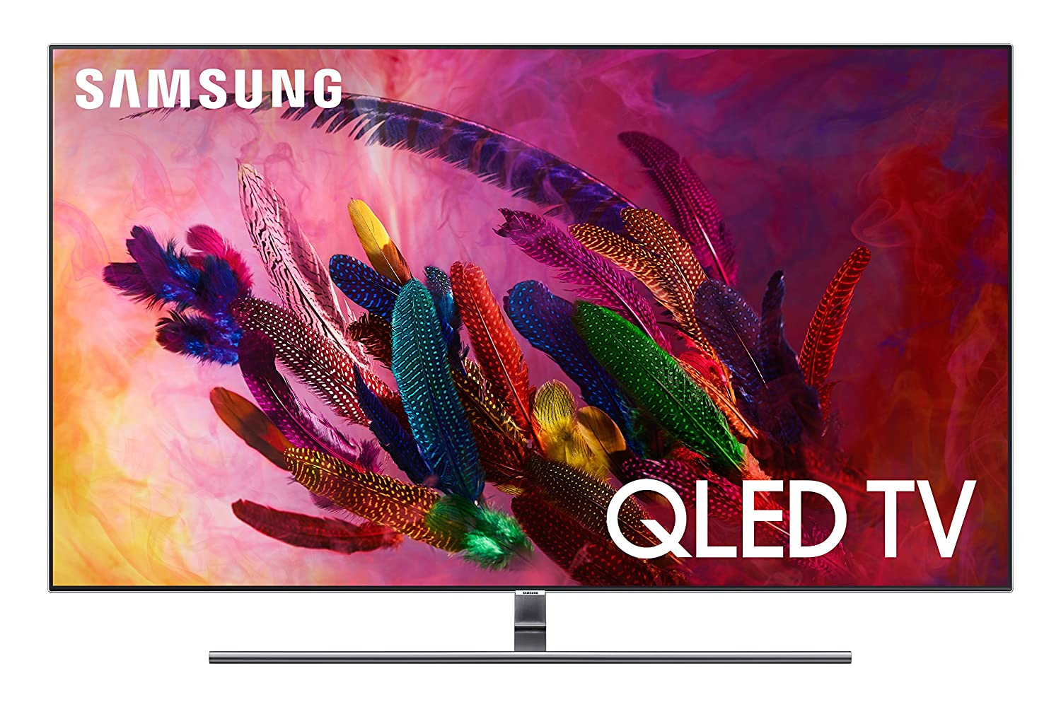 "Samsung QN65Q7F Flat 65"" QLED 4K UHD 7 Series Smart TV"