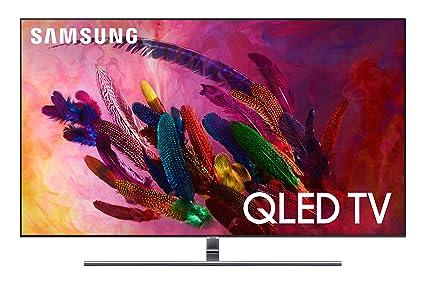 "Amazon.com  Samsung QN55Q7FN FLAT 55"" QLED 4K UHD 7 Series Smart TV ... e567572f02"