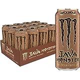 Java Monster Coffee + 能量饮料,Loca Moca,425.24ml 罐 12片装