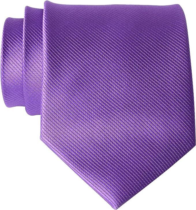 QBSM hombres corbata 8 cm business professional classica hecho a ...