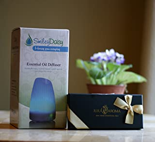 Aromatherapy Diffuser with Essential Oil Gift Set Review