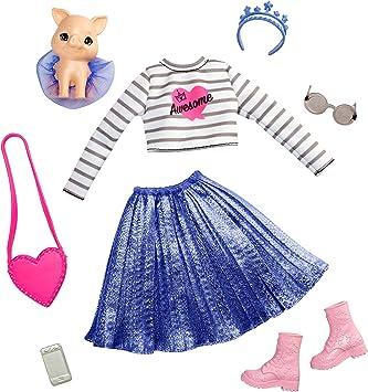 Amazon.es: Barbie Mascotas y Princesa con Cerdito Pack de Moda y Accesorios (Mattel GML64), color/modelo surtido ...