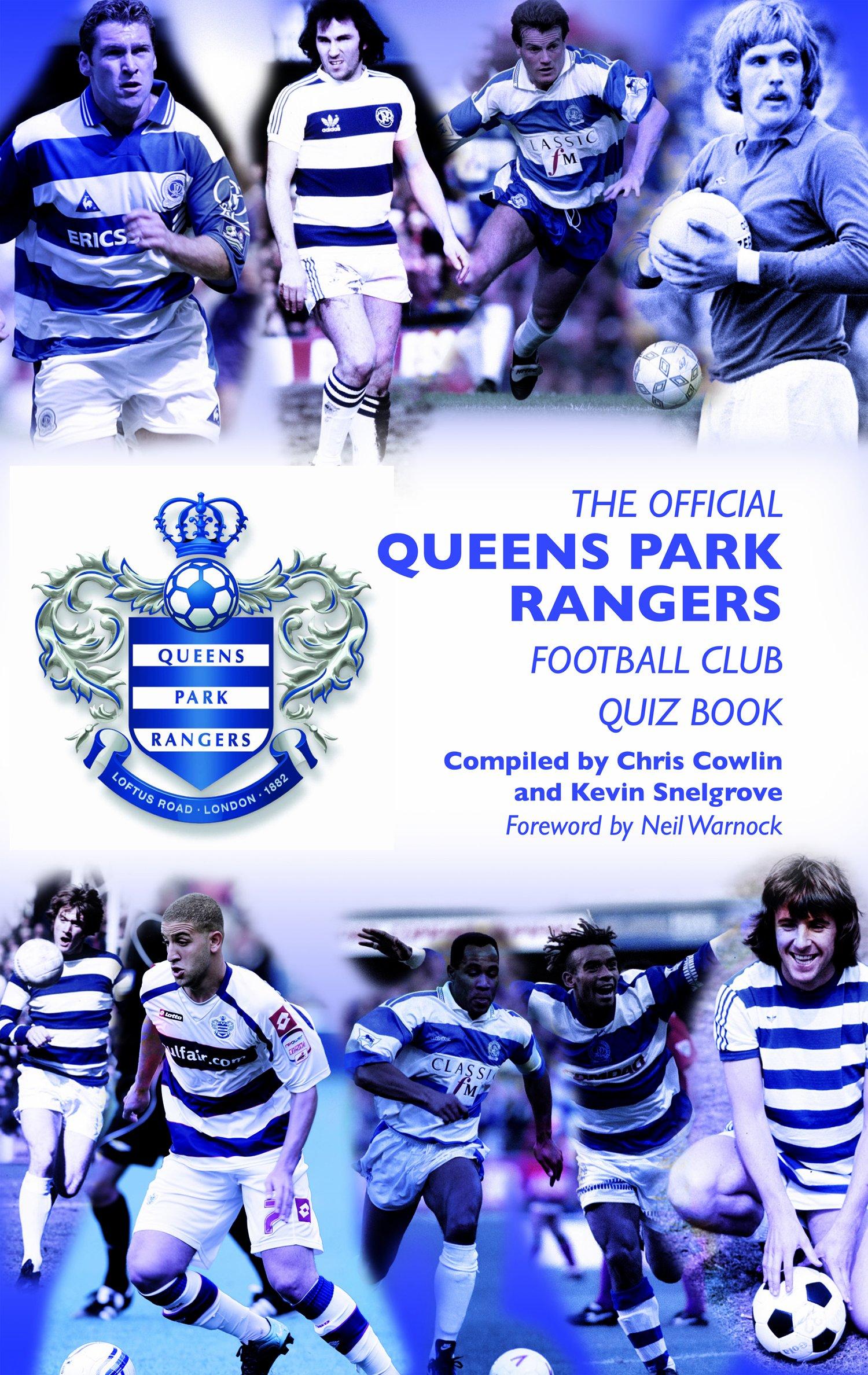 Read Online The Official Queens Park Rangers Football Club Quiz Book pdf epub