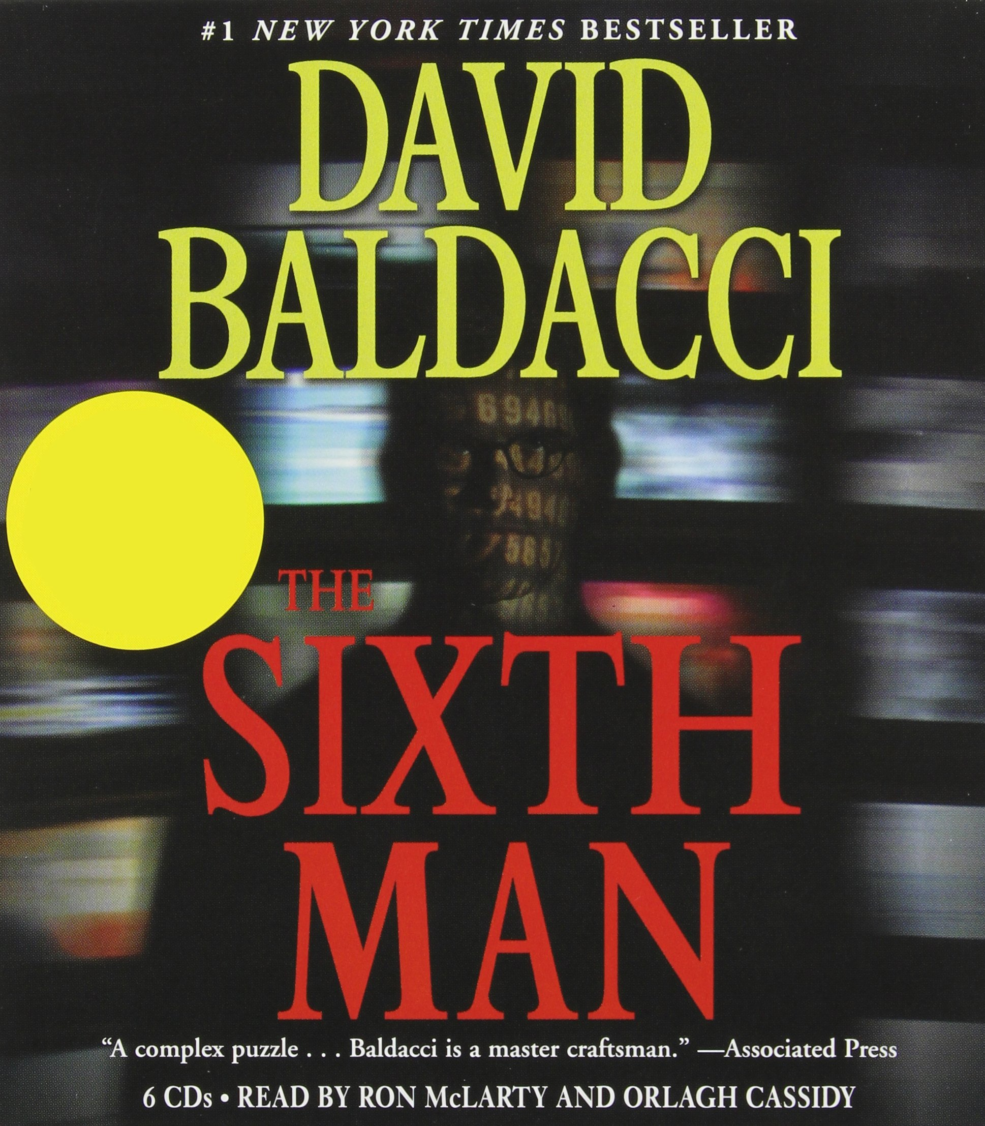 The Sixth Man (King & Maxwell): Amazon.es: Baldacci, David ...