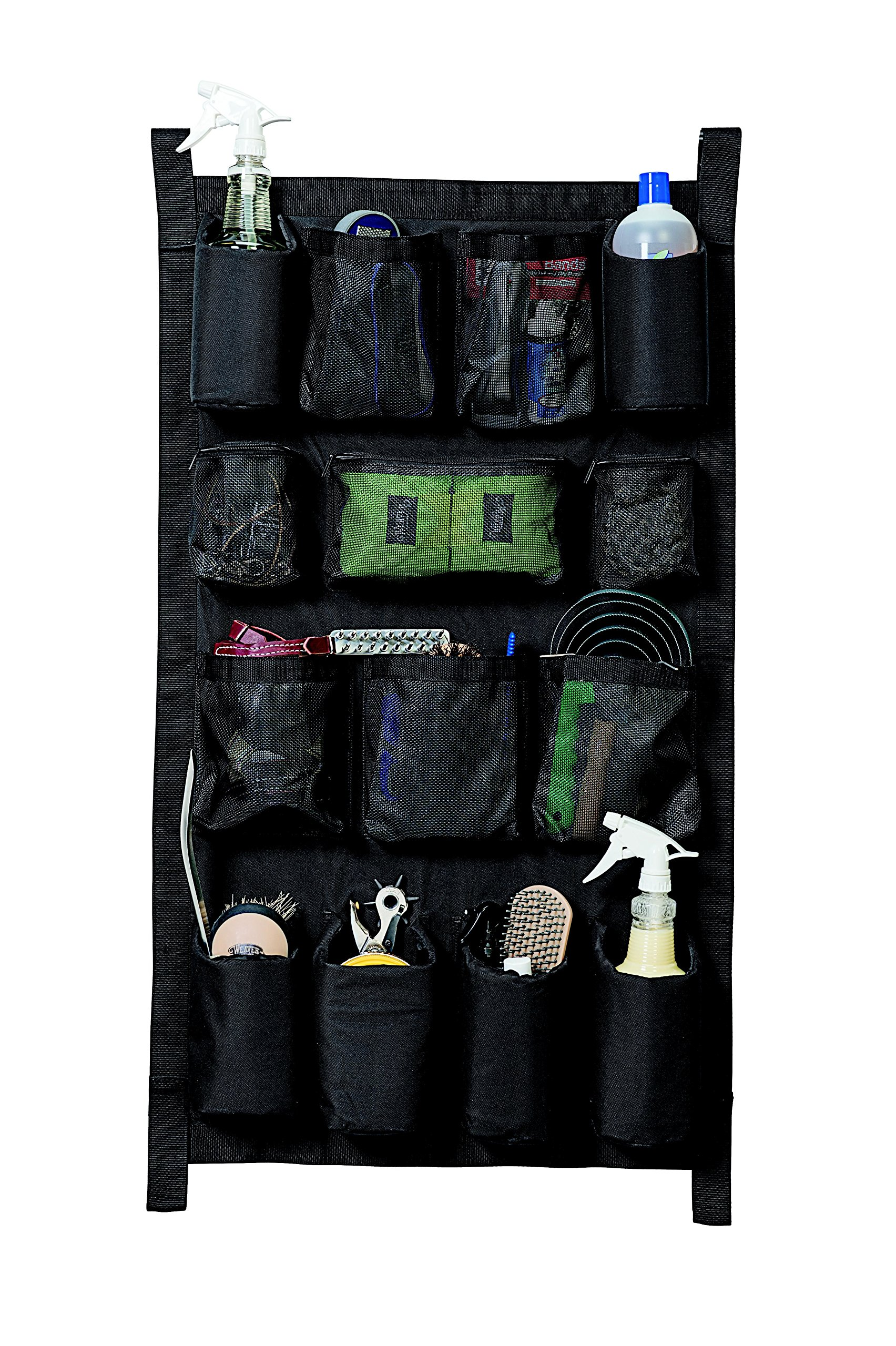 Weaver Leather Trailer Grooming Bag Black by Weaver Leather
