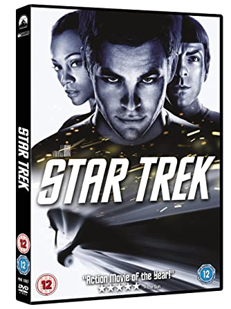 Star Trek 2009 Dvd