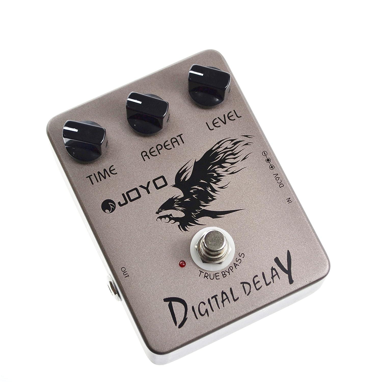 joyo jf 08 digital delay effect pedal musical instruments