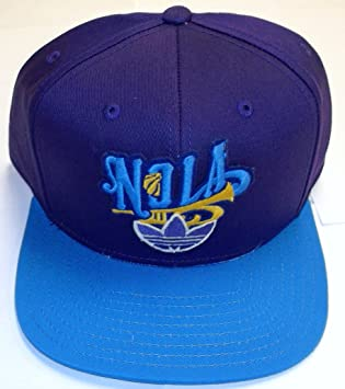 adidas NBA New Orleans NJ70Z - Gorra de béisbol: Amazon.es ...