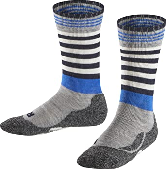 ideal for casual looks Multiple Colours reinforced stress zones for optimum durability ESPRIT Kids Block Stripe 2-Pack Socks UK sizes 6 -8 Pack of 2 kid Skin friendly 80/% Cotton EU 23-42