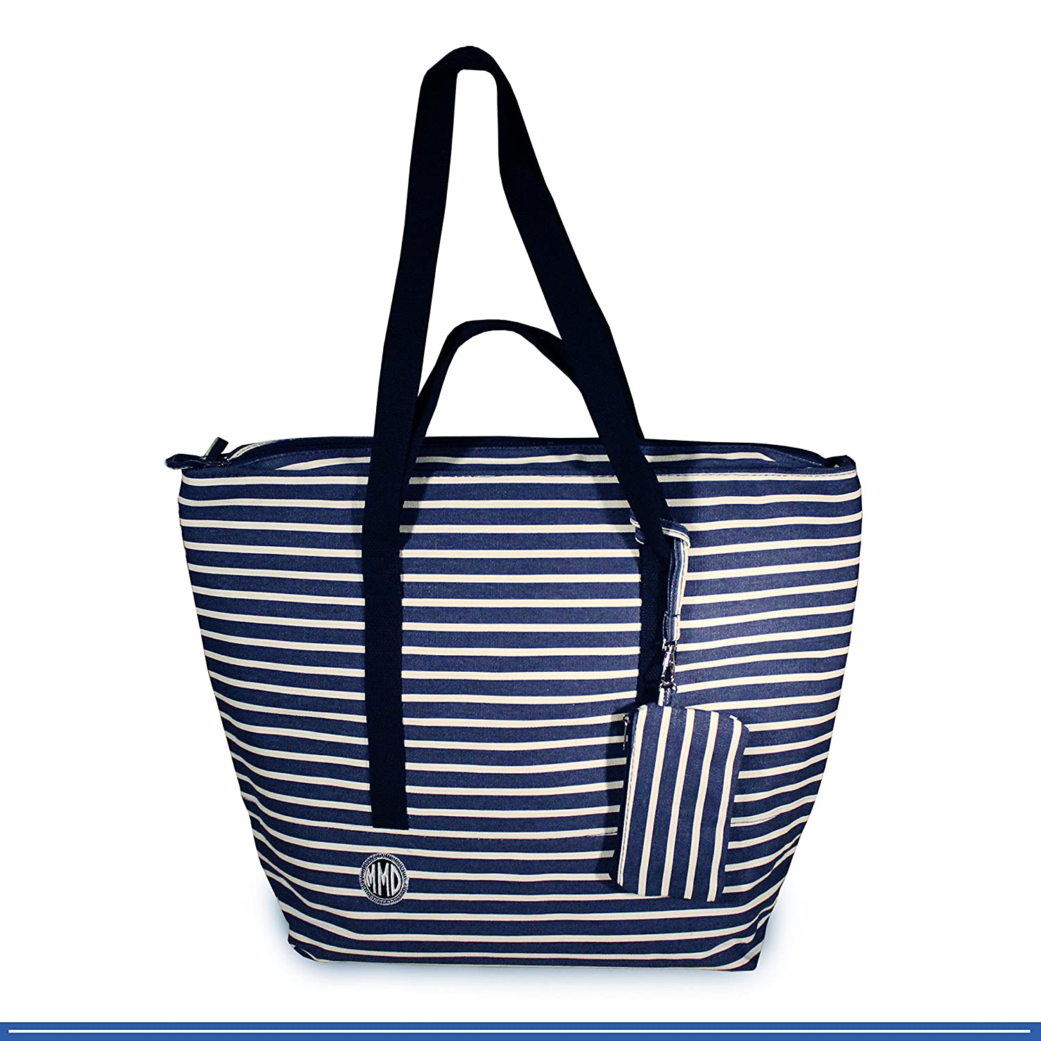Amazon.com: Large Beach Tote Bag, Designer for Women, Girls, Men ...