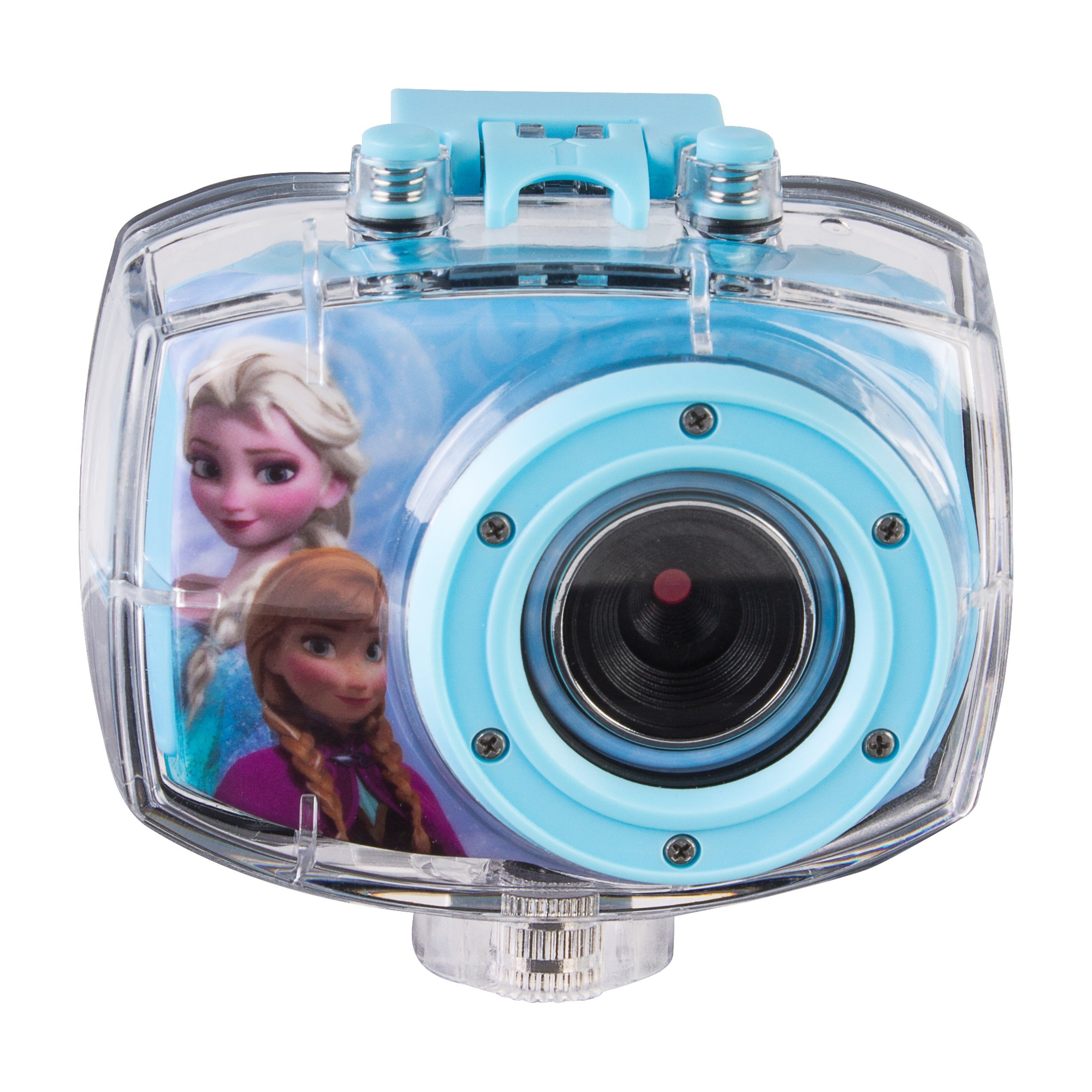 Disney Frozen 78027 Action Camera with Accessories with 1.8'' LCD Screen