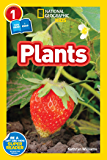 National Geographic Readers: Plants (Level 1 Co-reader)