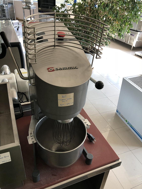 Sammic Batidora Amasadora de 10 litros o 3kg Masa - 220 V 50 hz Monofásico Segunda Mano: Amazon.es