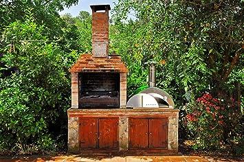 Outdoor Küche Pizza Ofen : Holz gebrannt nonno pfefferstreuer durchsichtig pizzaofen