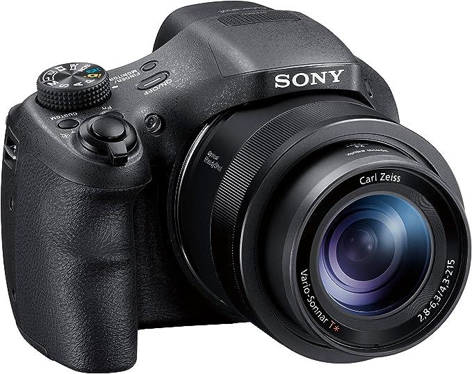 Sony DSC-HX350, Cámara Bridge BionZ X de 20.4 MP y Zoom 50x, HDMI ...
