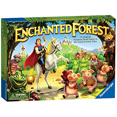 Enchanted Forest - Children\'s Game: Toys & Games [5Bkhe0703184]