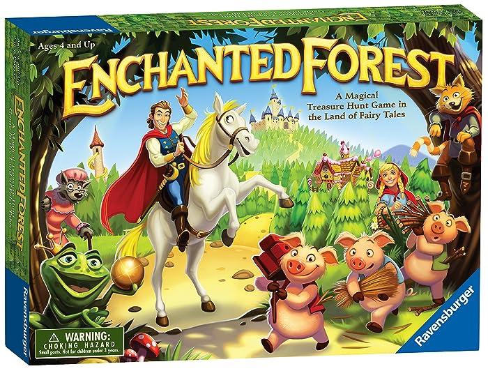 Top 9 Enchantged Garden Game