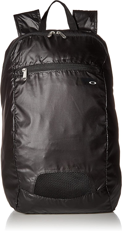 Oakley Men's Packable Backpack, Blackout, U