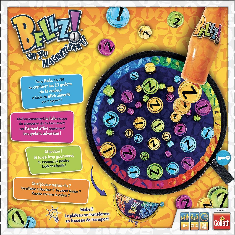 Goliath Bellz! Estuche de Juego - Juegos y Juguetes de Habilidad/Activos (Estuche de Juego, Multicolor, 6 año(s), 10 min): Amazon.es: Juguetes y juegos