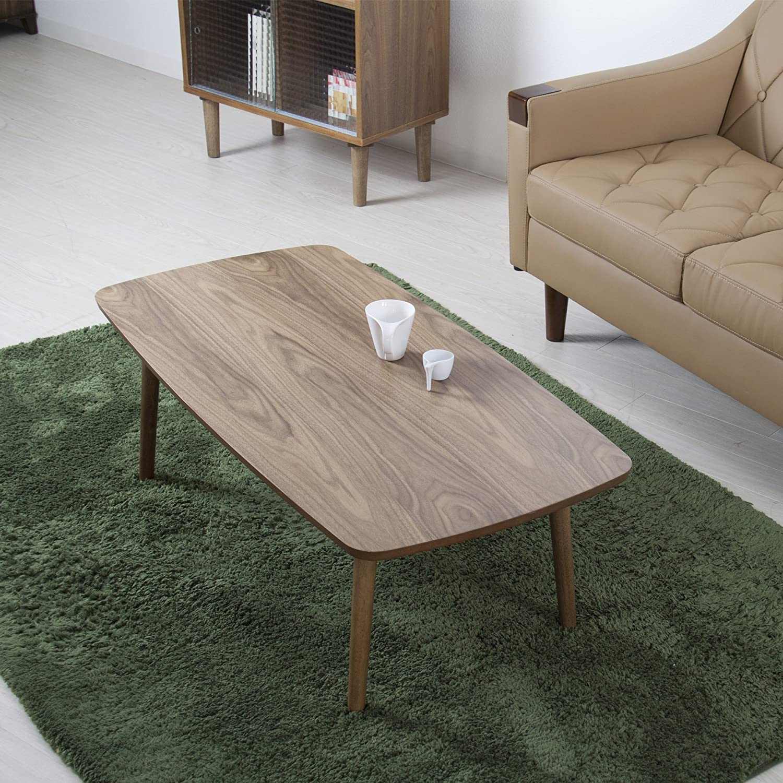 amazon com azumaya folding coffee center table tac 229 kitchen