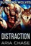 Distraction: A BBW Wolf Shifter Romance (Sundown Wolves Book 3)