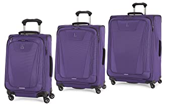 """f2c9a0076 Image Unavailable. Image not available for. Color: Travelpro Maxlite 4 3  Piece Set: Expandable 29"""" Spinner ..."""