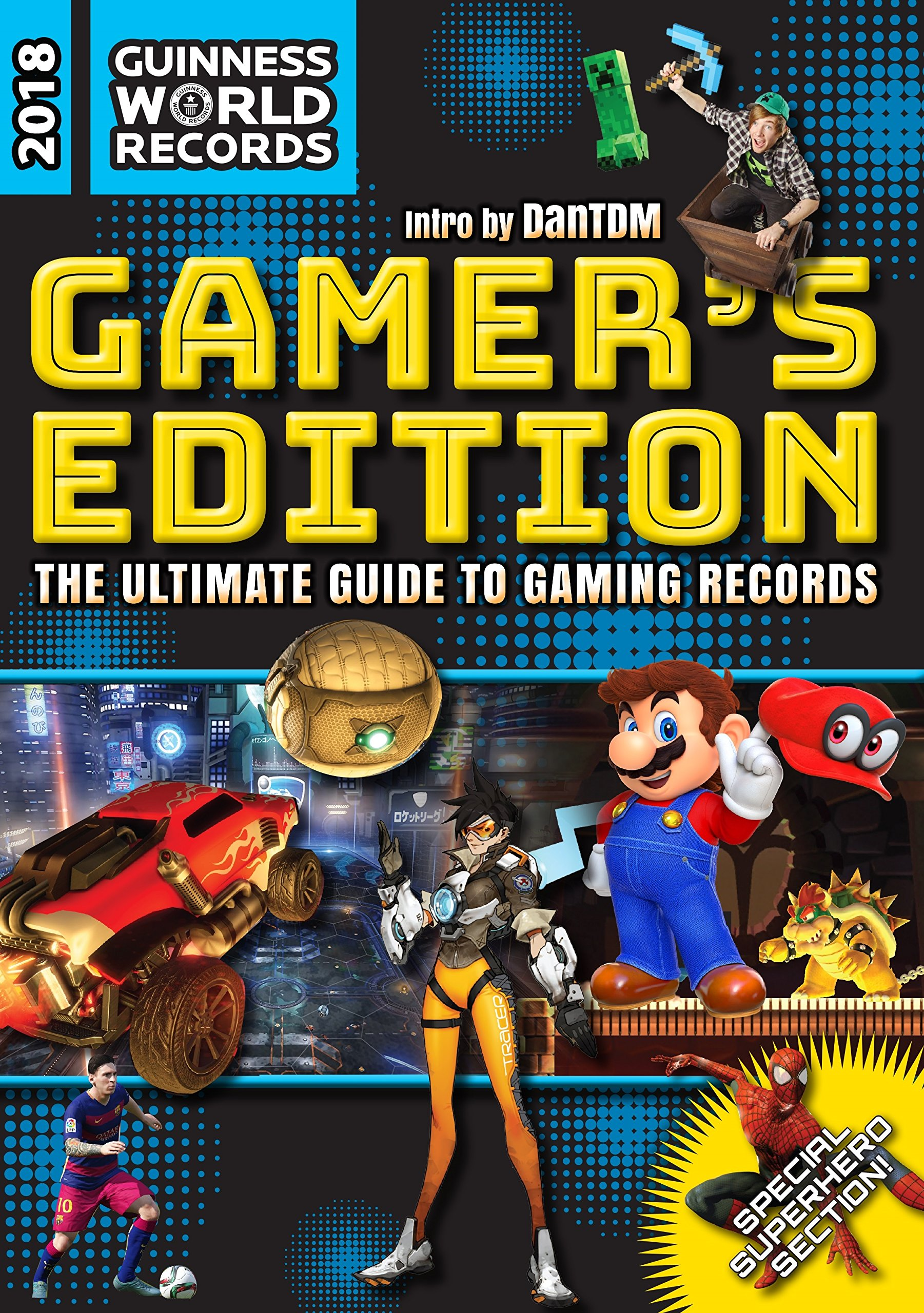 Download Guinness World Records 2018 Gamer's Edition: The Ultimate Guide to Gaming Records pdf