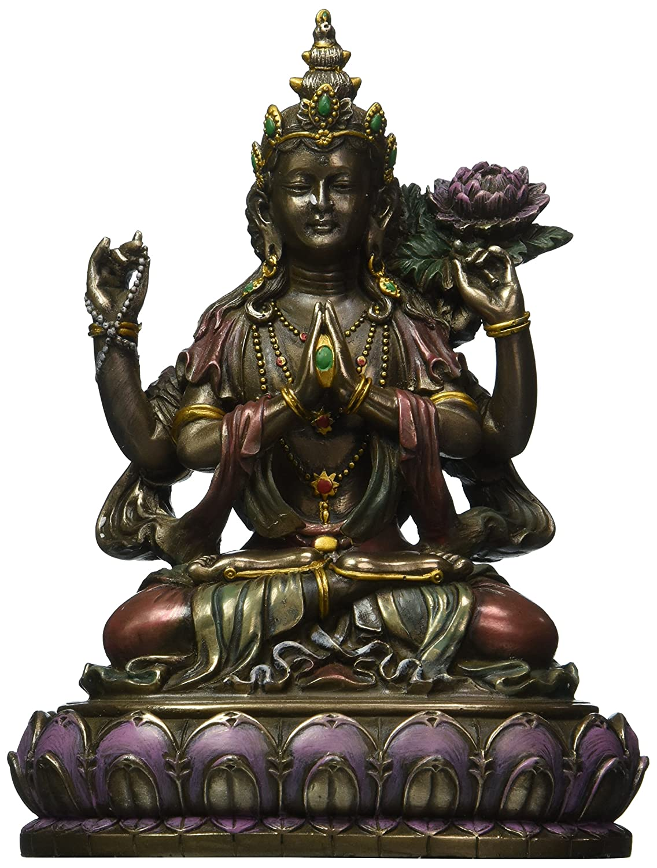 Buddhist Avalokiteshvara Kuan Yin Buddhism Statue
