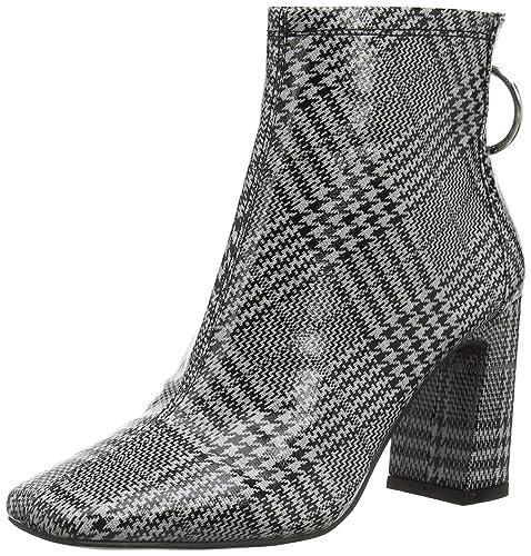 New Look Caramel 2, Botines para Mujer, (Black Pattern 9), 42 EU: Amazon.es: Zapatos y complementos