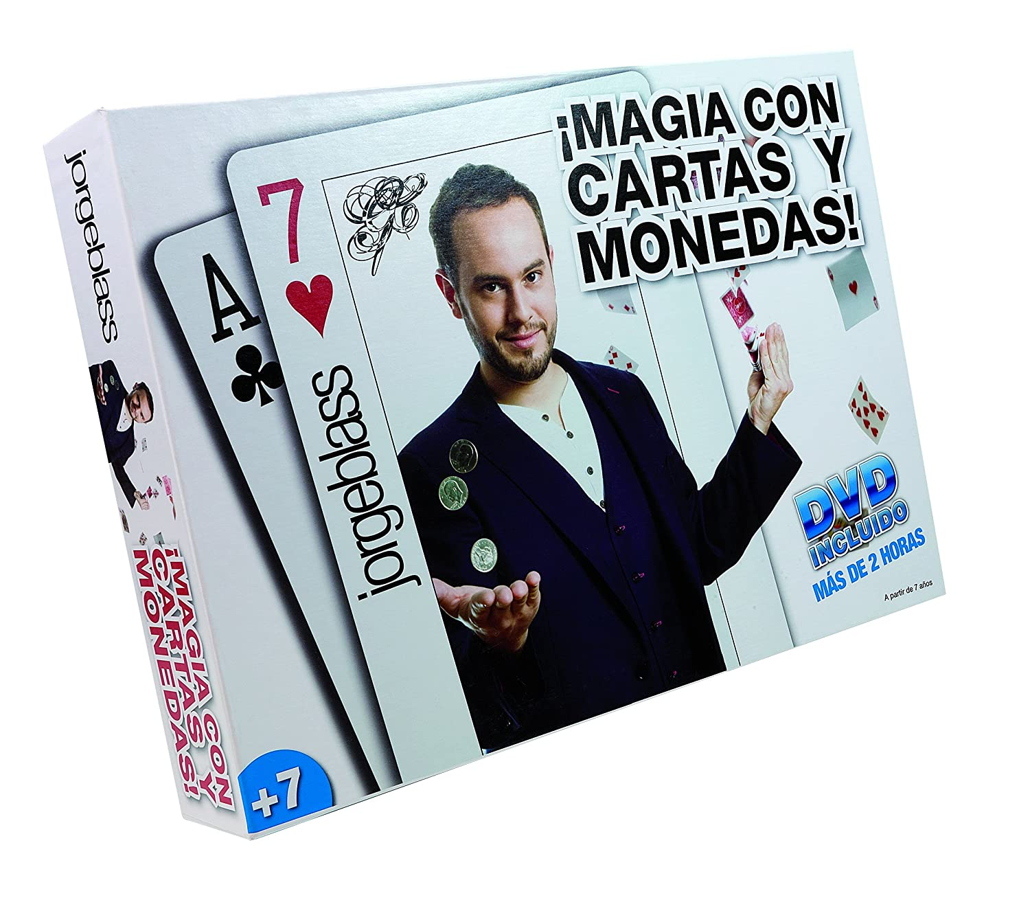 Mistral Enterprise - Jorge Blass, Magia con Cartas y Monedas (15003)