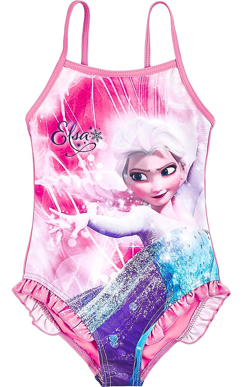Frozen Costume da Bagno per Ragazza DQE180