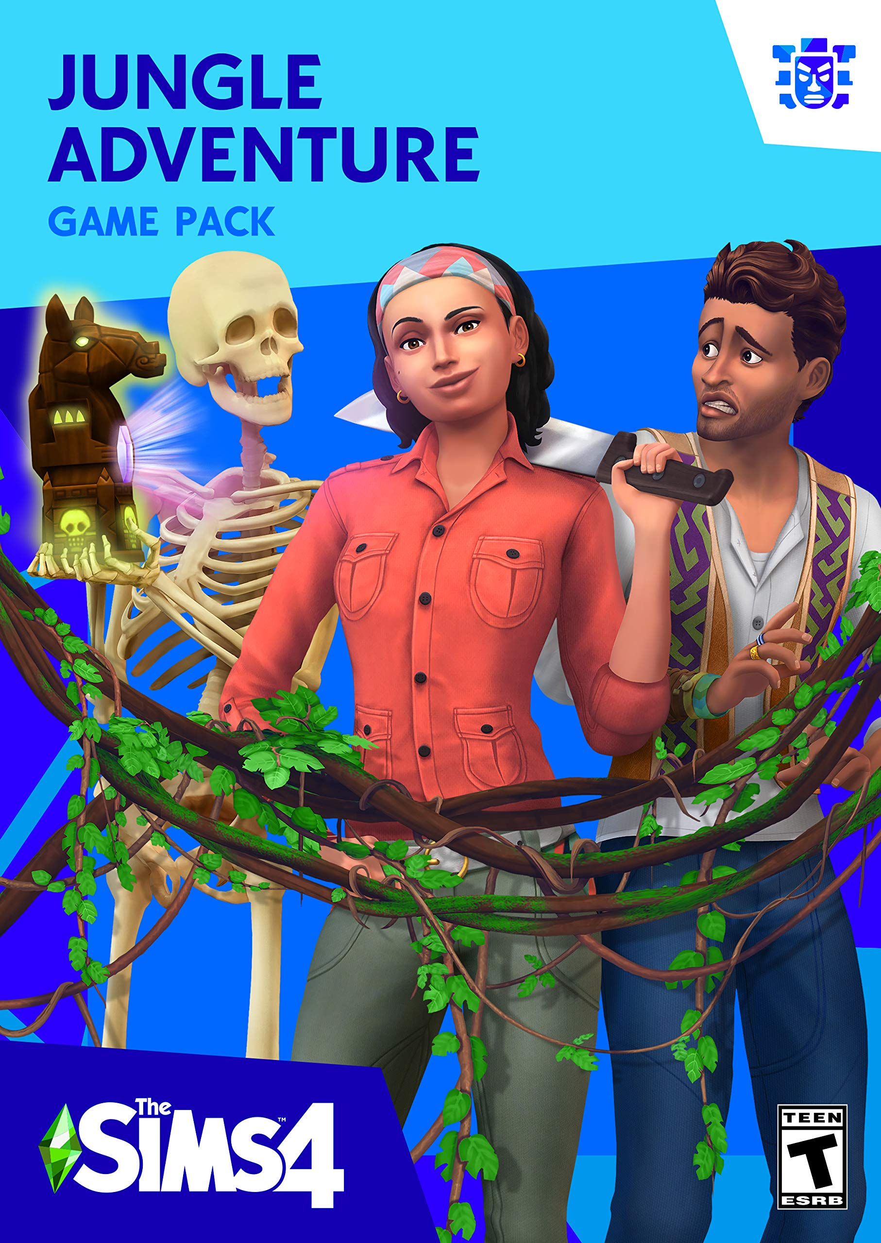 Amazon com: The Sims 4 Jungle Adventure [Online Game Code
