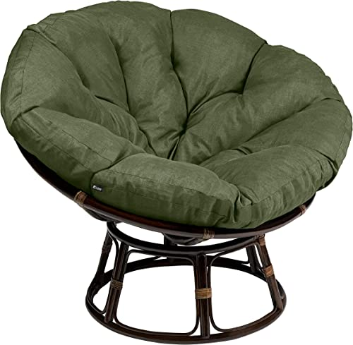 Classic Accessories Montlake Water-Resistant 50 Inch Papasan Cushion