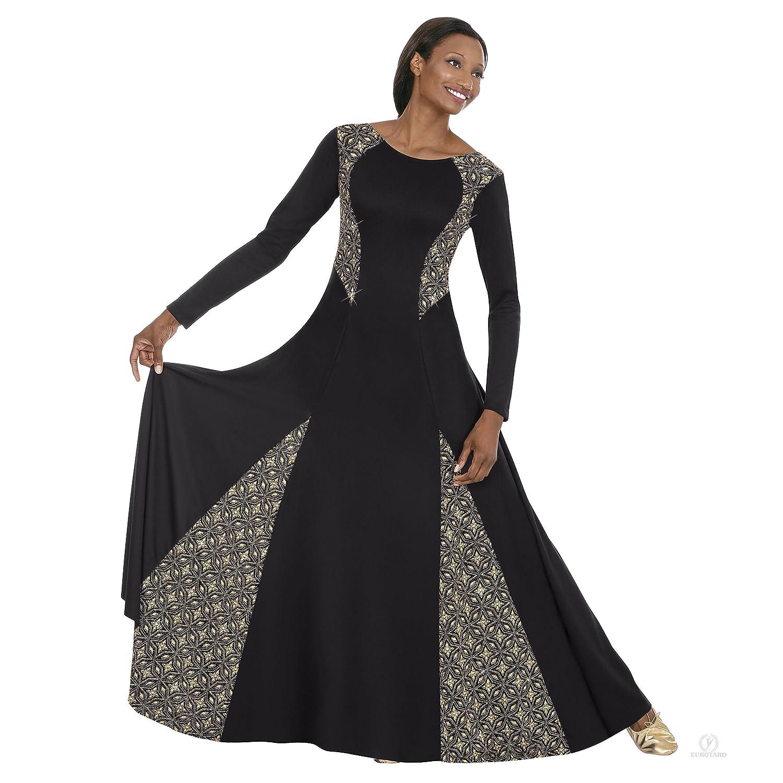 Eurotard Womens Royalty Dance Dress (13855) for cheap