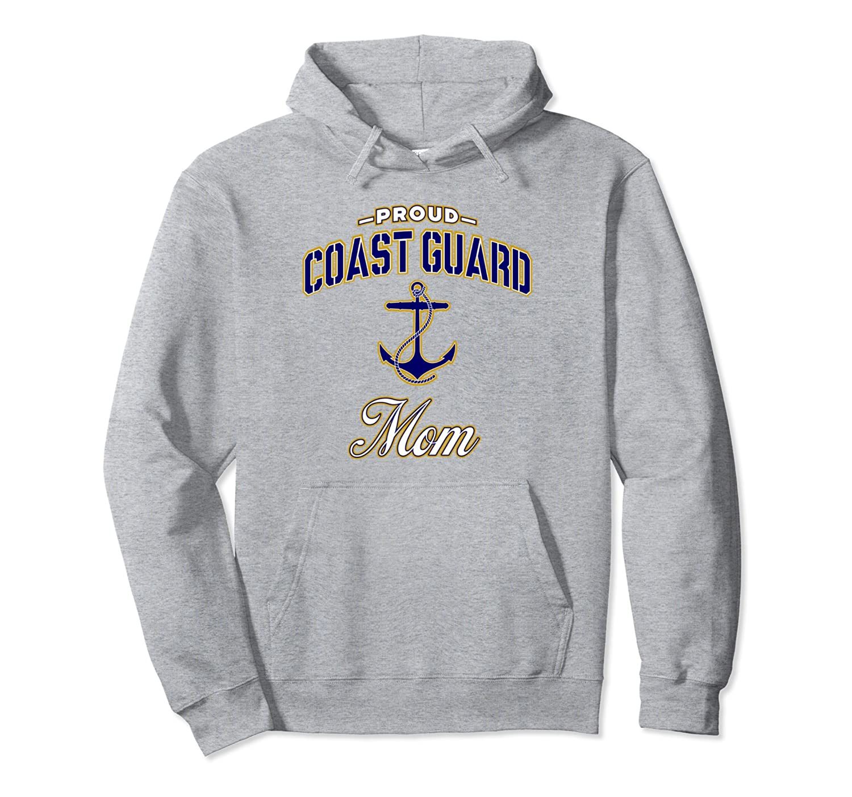 Coast Guard Mom Hoodie for Women-Colonhue