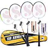 Silver's SB-990 COMBO3 Badminton Kit