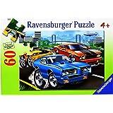 Ravensburger Muscle Cars 60 Piece Puzzle