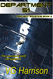 Space 51 (Project Solstice Book 4)
