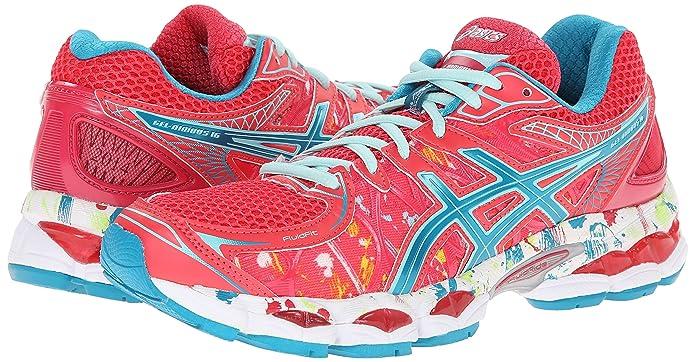 Asics Gel Nimbus 16 Nueva York de la Mujer Running Shoe